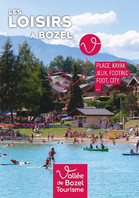Base de loisirs de Bozel