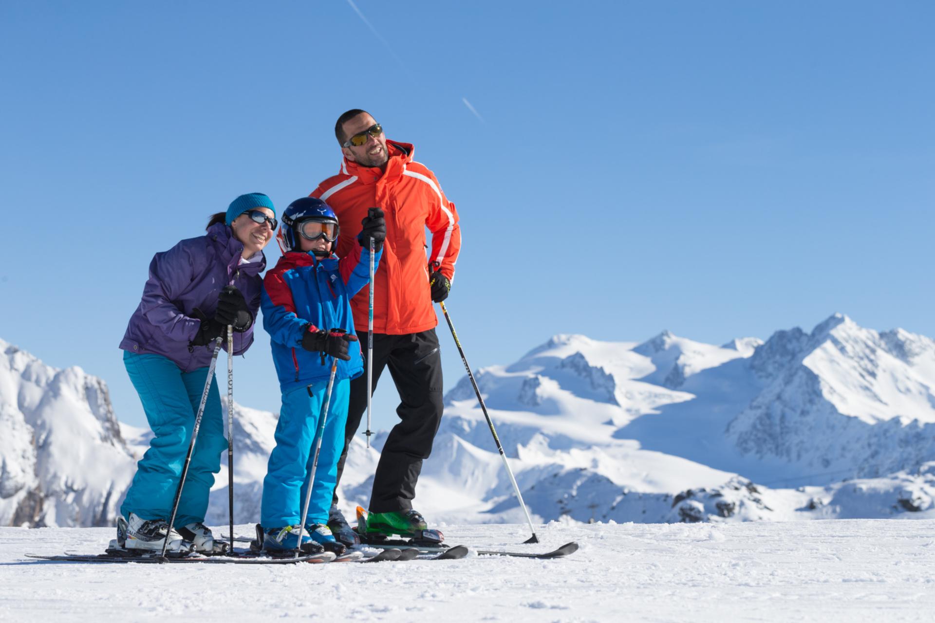Au cœur des stations de ski : 3 Vallées, Paradiski, Pralognan