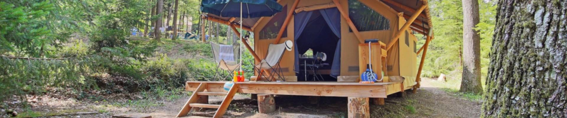 Camping à Bozel