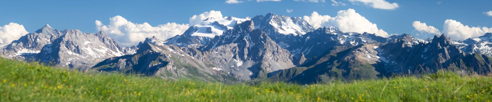 Discover Bozel's valley