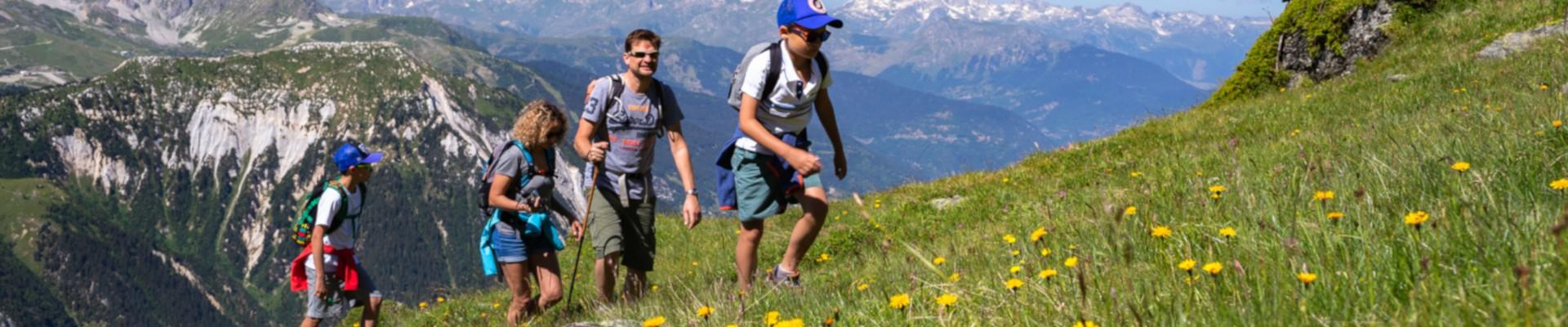 Randonnées, Balades Vallée de Bozel