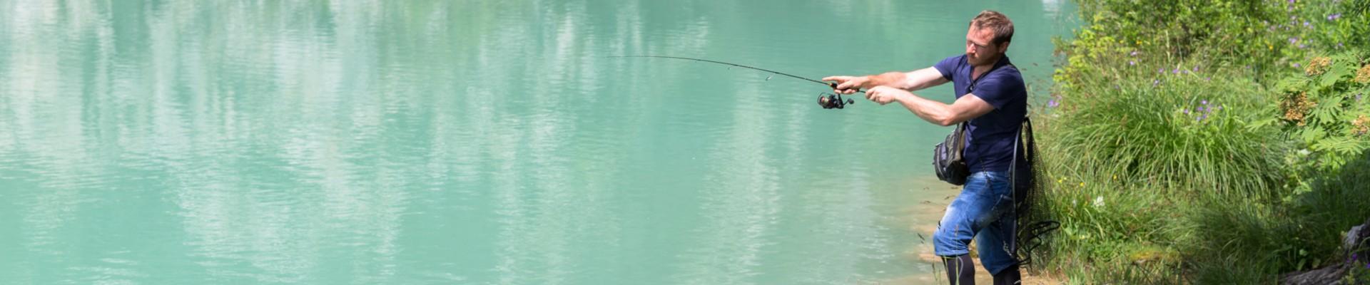 Sports d'eau, Pêche