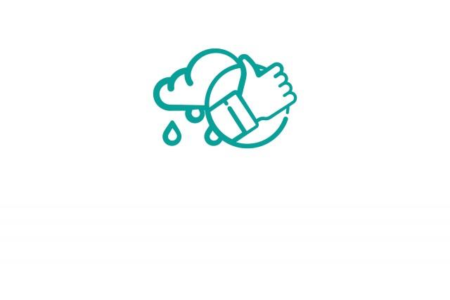 It's raining ? Don't worry
