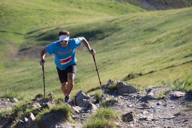 The Bozel-Mont Jovet Trail Course
