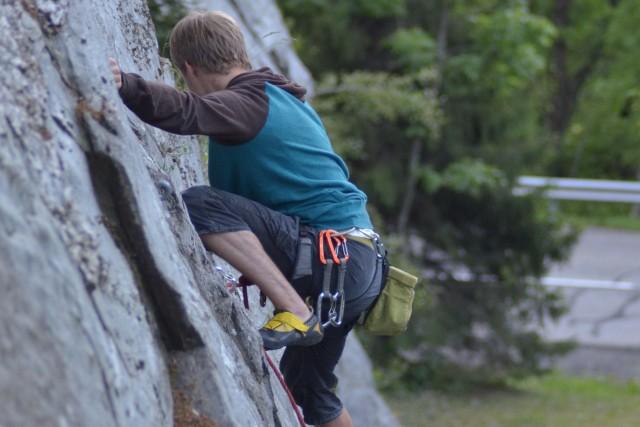 Via ferrata and climbing guided