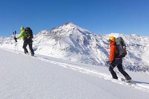Ski de randonnée accompagné