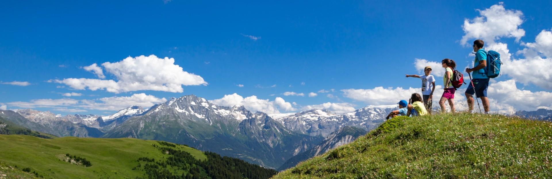 Randonnée Vallée de Bozel