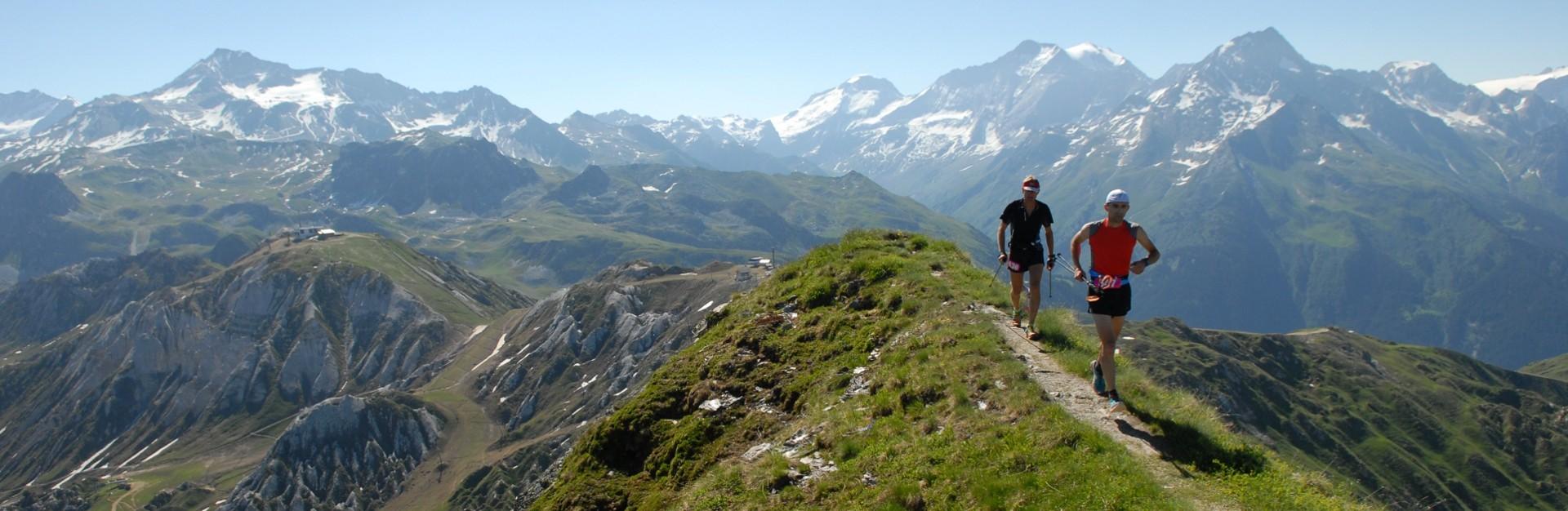 Trail du Mont Jovet Bozel