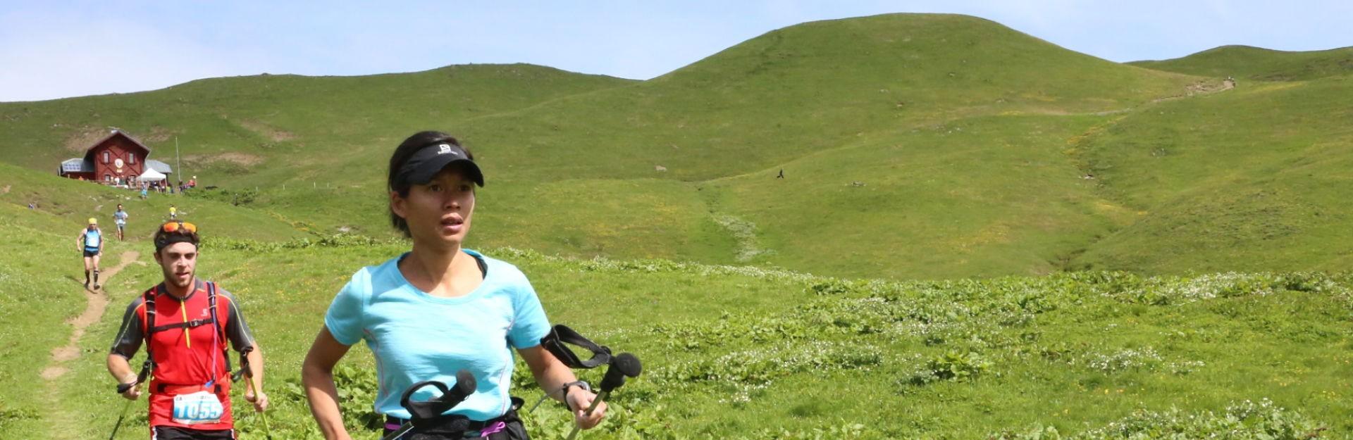 Trail Mont Jovet