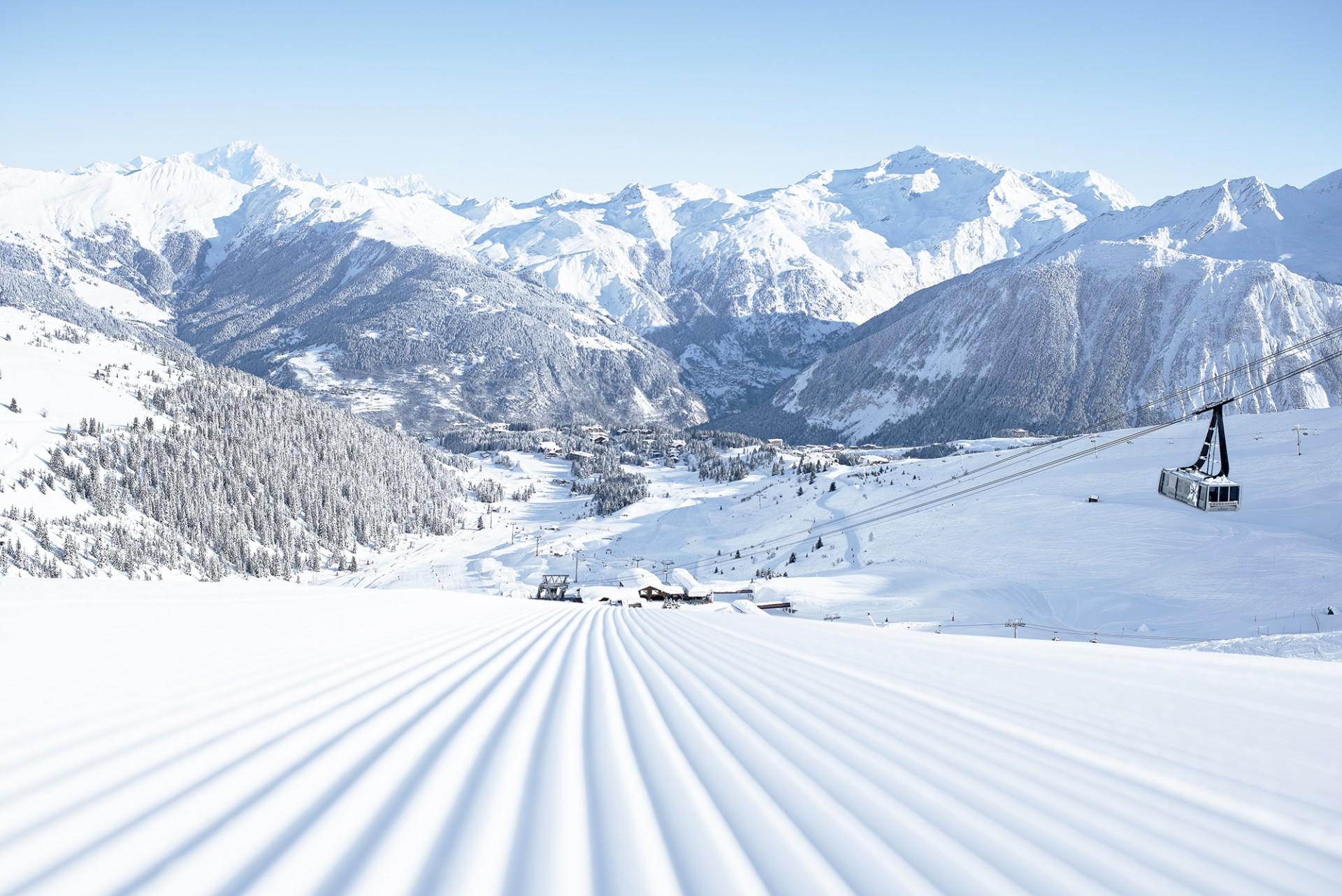 Vente de forfaits de ski