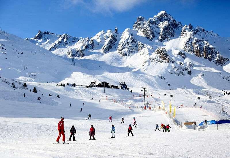 Forfaits de ski Courchevel