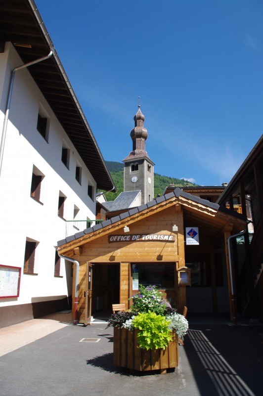 Tourist Office of Bozel's Valley