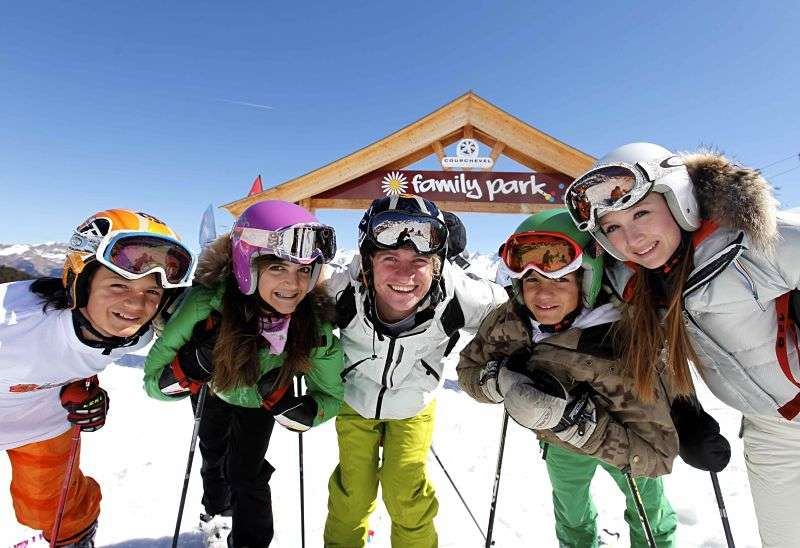 vente-de-forfaits Courchevel