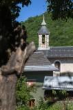 Eglise St Jacques - Villemartin - Bozel - Eté