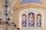 Intérieur Eglise St Jacques - Villemartin - Bozel