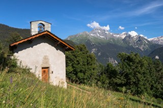 chapelle-st-barth-les monts - Bozel - été