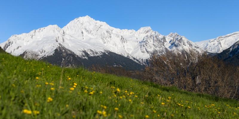 Les Monts - Bozel - printemps