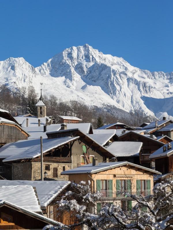 Villemartin village - Bozel - Hiver