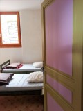 Location vacances - Bozel - Chambre