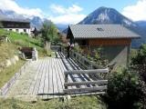 Location vacances - Bozel - Terrasse