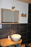 Location vacances - Planay - Vallée de Bozel - Salle de bain