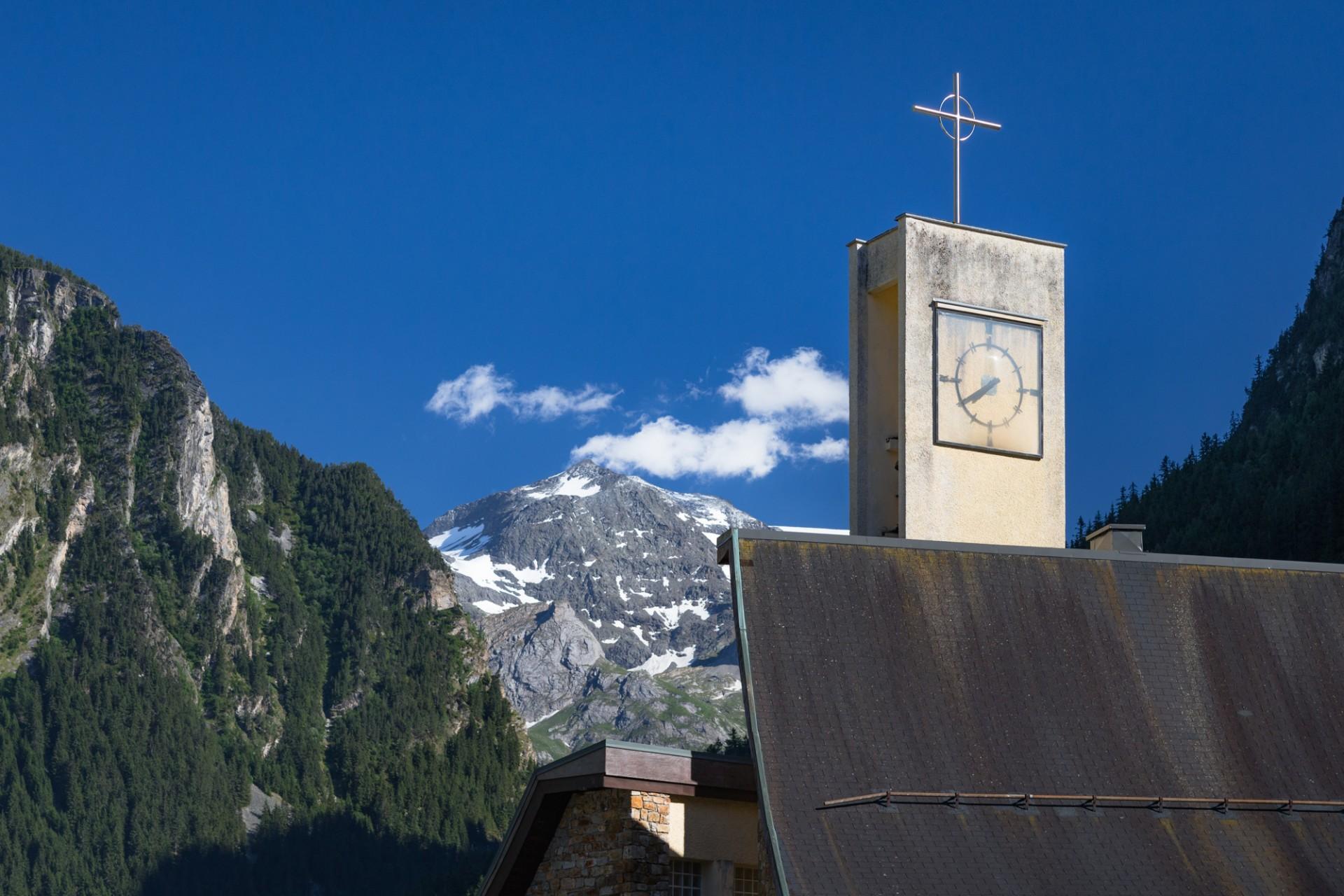 Eglise le Planay