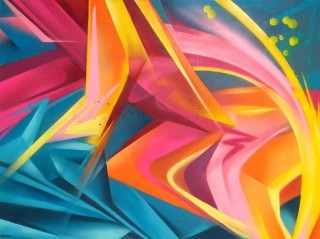 Rencontre avec un graffeur - Pierre Gelon