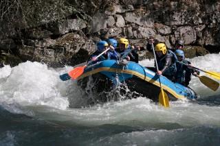 Rafting Rêve d'Eau