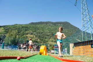Tournoi mini-golf - Bozel