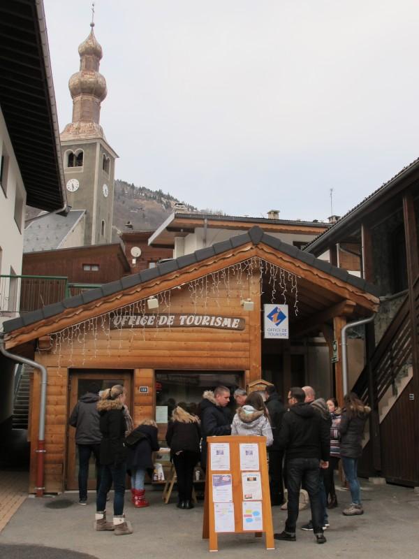 Pot d'accueil Vallée de Bozel Tourisme