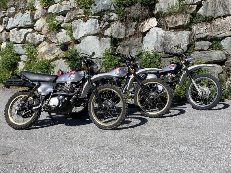 Aventures itinérantes en motos