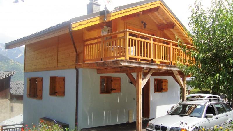 Location vacances - Le Freney - Vallée de Bozel - Extérieur